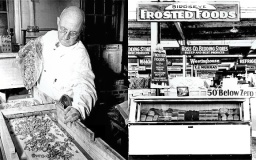 History of Frozen Foods